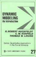 Dynamic Modeling An Introduction
