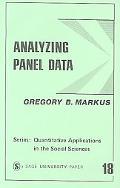 Analyzing Panel Data