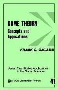 Game Theory Concepts and Applications
