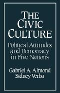 Civic Culture Political Attitudes and Democracy in Five Nations