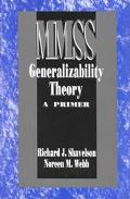 Generalizability Theory A Primer