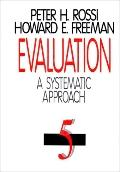 Evaluation A Systematic Approach