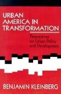 Urban America in Transformation Perspectives on Urban Policy and Development