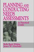 Planning and Conducting Needs Assessments A Practical Guide
