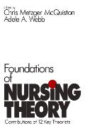 Foundations of Nursing Theory Contributions of 12 Key Theorists
