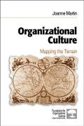 Organizational Culture Mapping the Terrain