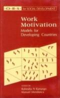 Work Motivation Models for Developing Countries