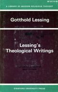 Lessing's Theological Writings Selected in Translation