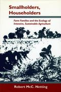 Smallholders, Householders Farm Families and the Ecology of Intensive, Sustainable Agriculture