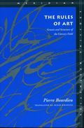 Rules of Art Genesis and Structure of the Literary Field