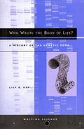 Who Wrote the Book of Life A History of the Genetic Code