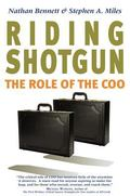 Riding Shotgun The Role of the Coo