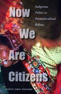 Now We Are Citizens Indigenous Politics in Post-multicultural Bolivia