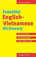 Essential English-Vietnamese Dictionary T-Ien Anh-Viet