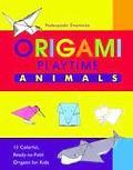 Origami Playtime Animals