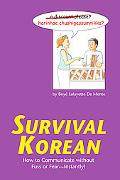 Survival Korean How To Communicate Without Fuss Or Fear - Instantly!