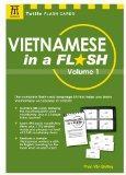 Vietnamese in a Flash Kit Volume 1 (Tuttle Flash Cards)