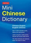 Tuttle Mini Chinese Dictionary : Chinese-English English-Chinese