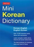 Tuttle Mini Korean Dictionary : Korean-English English-Korean