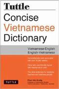 Tuttle Concise Vietnamese Dictionary : Vietnamese-English English-Vietnamese
