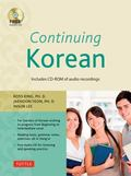 Continuing Korean : (Audio CD Included)