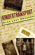 Kindertransport - Olga Levy Drucker - Hardcover - 1st ed