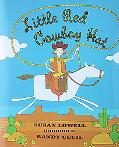 Little Red Cowboy Hat - Susan Lowell - Hardcover - 1 ED