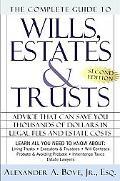 Complete Book of Wills, Estates & Trusts