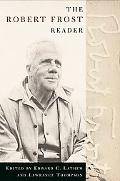 Robert Frost Reader Selections Poetry and Prose