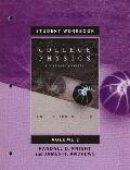 College Physics, Volume 2-Workbook