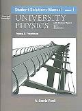 University Physics with Modern Physics Student Solutions Manual