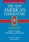 Micah Nahum, Habakkuk, Zephaniah