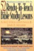 Broadman Comments, 1995-96; 52 Ready-to-Teach Bible Study Lessons - Robert J. Dean - Paperback
