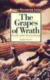 The Grapes of Wrath: Trouble in the Promised Land (Twayne's Masterwork Studies)