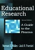 Educational Research A Guide to the Process