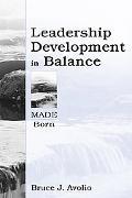 Leadership Development In Balance Made/born