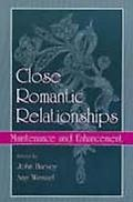 Close Romantic Relationships Maintenance and Enhancement