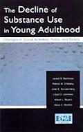 Decline of Substance Use in Young Adulthood Changes in Social Activities, Roles, and Beliefs