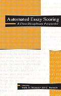 Automated Essay Scoring A Cross Disciplinary Perspective
