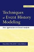 Techniques of Event History Modeling New Approaches to Casual Analysis