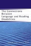 Connections Between Language And Reading Disabilities