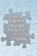 Theories in Second Language Acquisition An Introduction