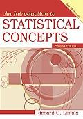 Introduction to Statistical Concepts