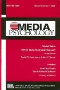Fmri in Media Psychology Research A Special Issue of Media Psychology
