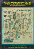 Mexican Manuscript Painting of Early...