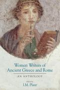 Women Writers of Ancient Greece An Anthology