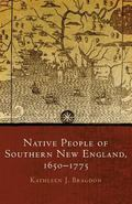 Native People of Southern New England, 1650-1775 (Civilization of the American Indian Series)