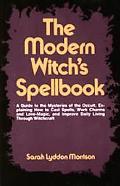 Modern Witch's Spellbook