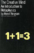 Creative Mind An Introduction to Metaphysics