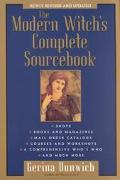 Modern Witch's Complete Sourcebook